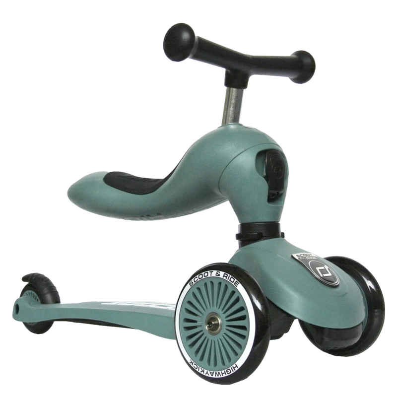 Scoot and Ride Kinderfahrzeug Lauflernhilfe »Highwaykick 1«
