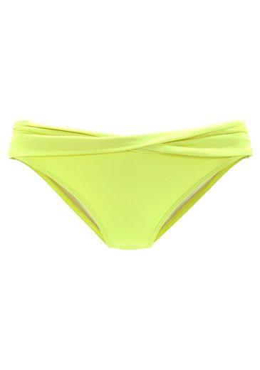 s.Oliver Beachwear Bikini-Hose »Spain«, mit gedrehtem Bündchen