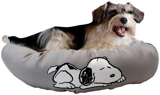 SILVIO design Tierbett »Snoopy L«, BxTxH: 60x60x13 cm