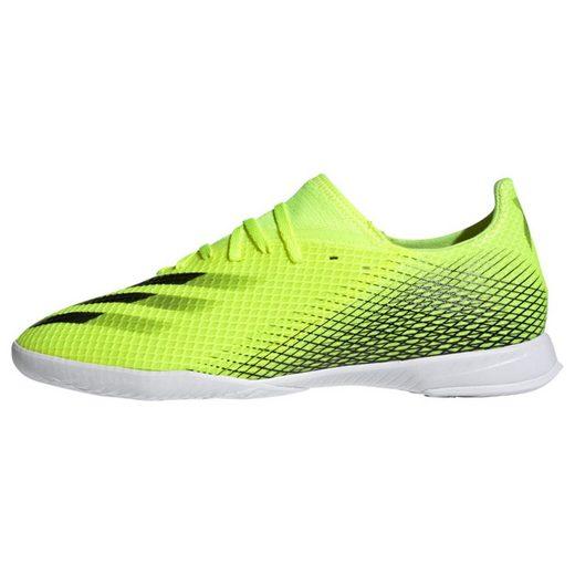 adidas Performance »X Ghosted.3 IN Fußballschuh« Fußballschuh