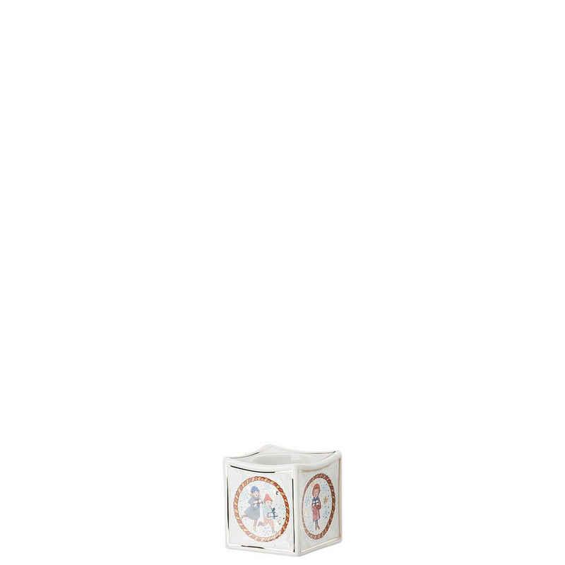 Hutschenreuther Teelichthalter »Sammelkollektion 21 Weihnachtsgaben Porzellanlicht«