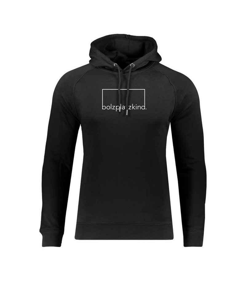 "Bolzplatzkind Sweatshirt »""Entspannung"" Hoody«"