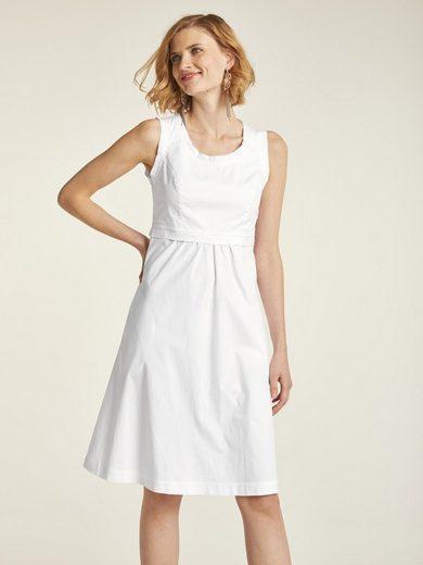 heine CASUAL Kleid mit abgesetztem Oberteil