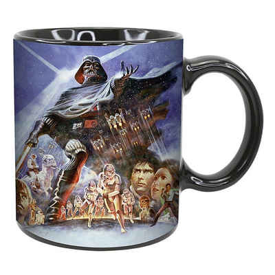 Star Wars Tasse »Star Wars Tasse 40 Jahre The Empire Strikes Back«