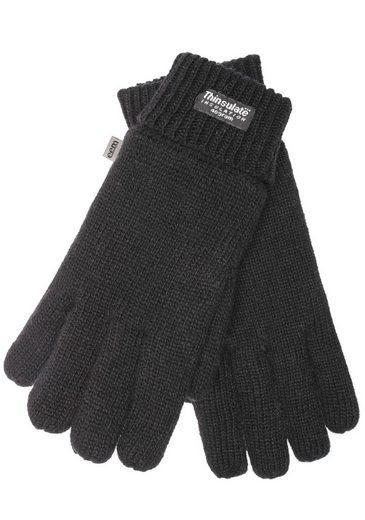 EEM Strickhandschuhe JETTE aus Wolle mit Thinsulatefutter