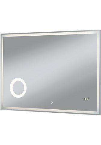 welltime Badspiegel »Flex« 100 x 70 cm LED-Bele...