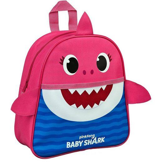 UNDERCOVER Kindergartentasche »Kinderrucksack Baby Shark«