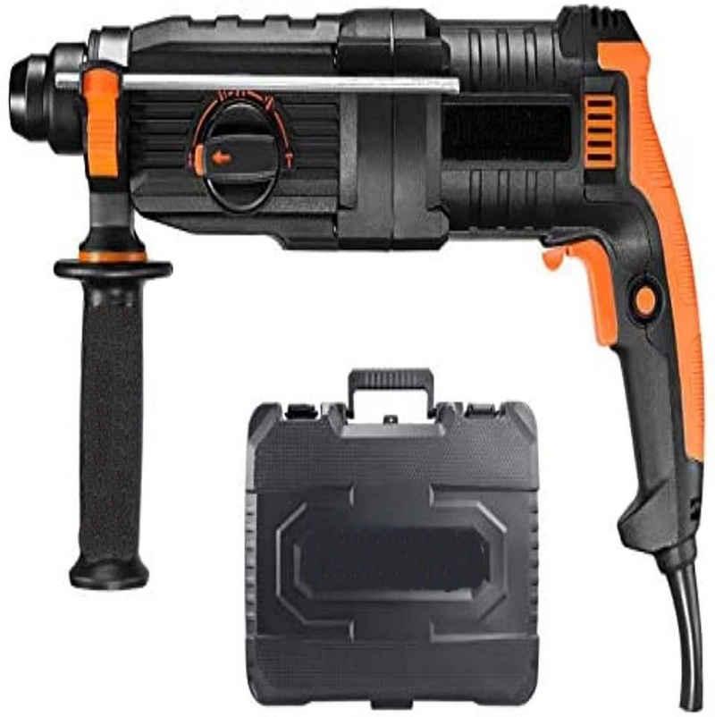 TACKLIFE Bohrhammer »TRH01A«, 800W Abbruchhammer mit höherem Drehmoment, 6000BPM, 0-3200 RPM, SDS Plus mit 5 Funktionen, Sicherheitskupplung