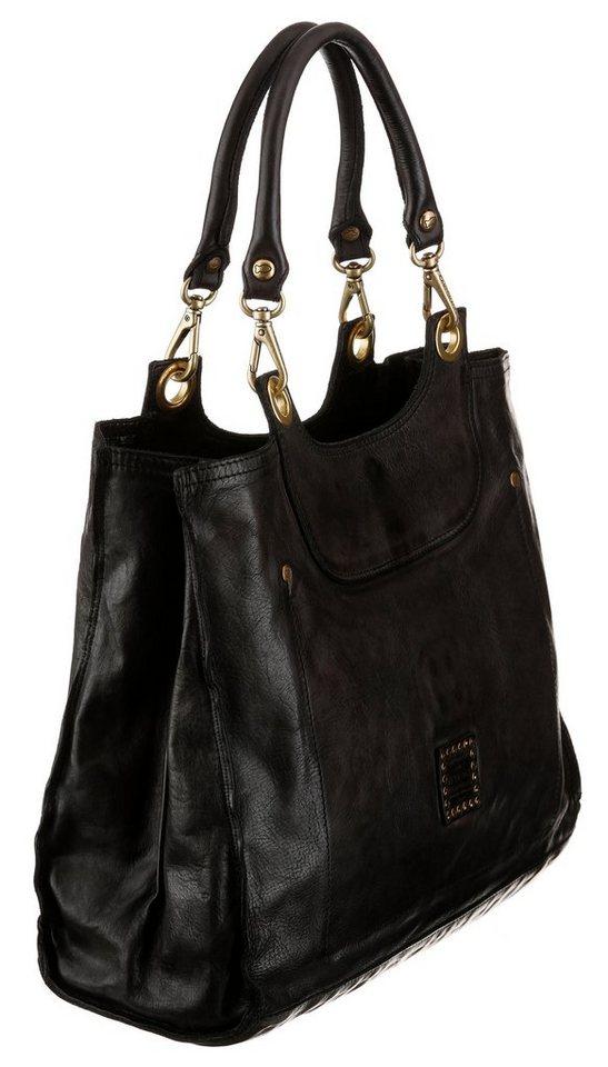 campomaggi -  Shopper »Calla«, aus hochwertigem Leder mit praktischer Inneneinteilung