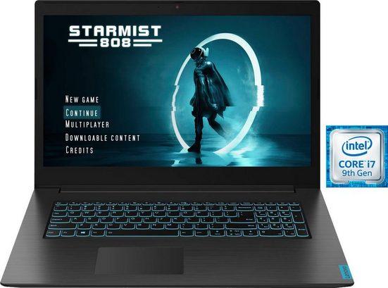 Lenovo ideapad L340-17IRH 81LL0020GE Gaming-Notebook (43,9 cm/17,3 Zoll, Intel Core i7, GeForce, 1000 GB SSD, inkl. Office-Anwendersoftware Microsoft 365 Single im Wert von 69 Euro)