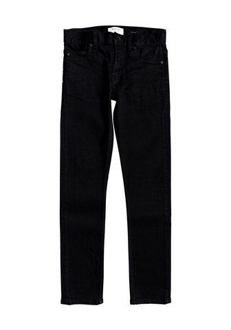 Quiksilver Skinny-fit-Jeans »Killing Zone Black B...