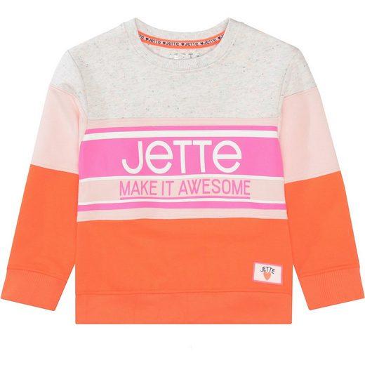 JETTE BY STACCATO Sweatshirt für Mädchen