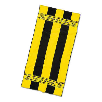 Borussia Dortmund Handtücher »BVB-Handtuch mit Blockstreifen 50x100cm«
