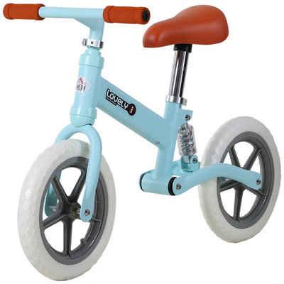 HOMCOM Laufrad »Kinder Laufrad mit Stoßdämpfer«