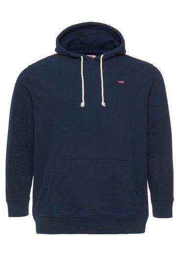 Levi's® Plus Kapuzensweatshirt »LE BIG ORIGINAL HM HOODIE« mit Logostickerei