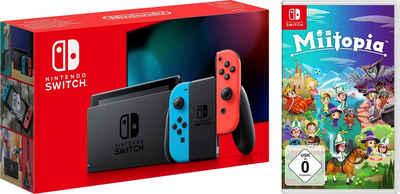 Nintendo Switch, inkl. Miitopia
