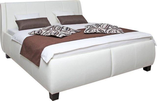 ADA premium Polsterbett »Solara«, inkl. Lattenrost und Stauraum, wahlweise günstig online kaufen