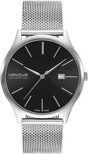 Hanowa Schweizer Uhr »PURE, 16-3075.04.007«