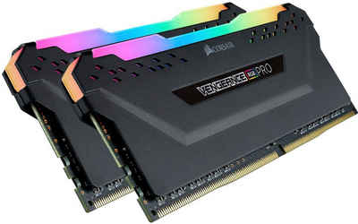Corsair »VENGEANCE® RGB 16GB (2x 8GB)« PC-Arbeitsspeicher