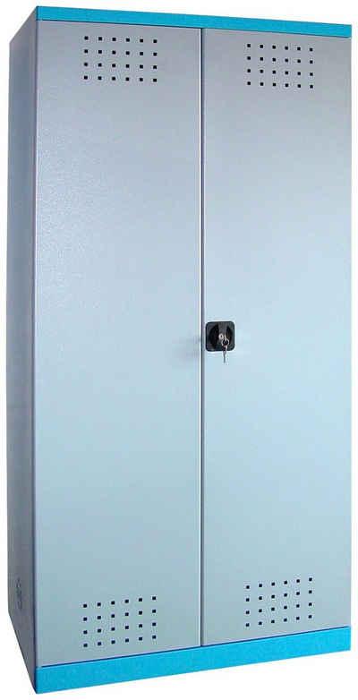 Güde Geräteschrank »UMWELTSCHRANK TYP II« B/T/H: 92x58x193 cm
