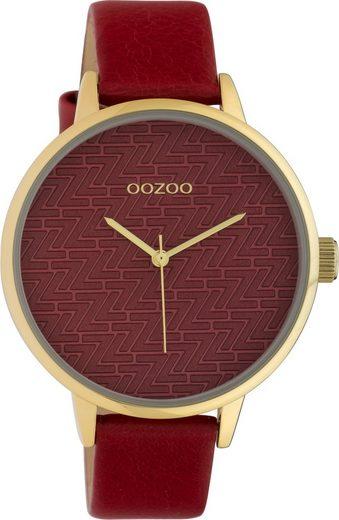 OOZOO Quarzuhr »C10247«