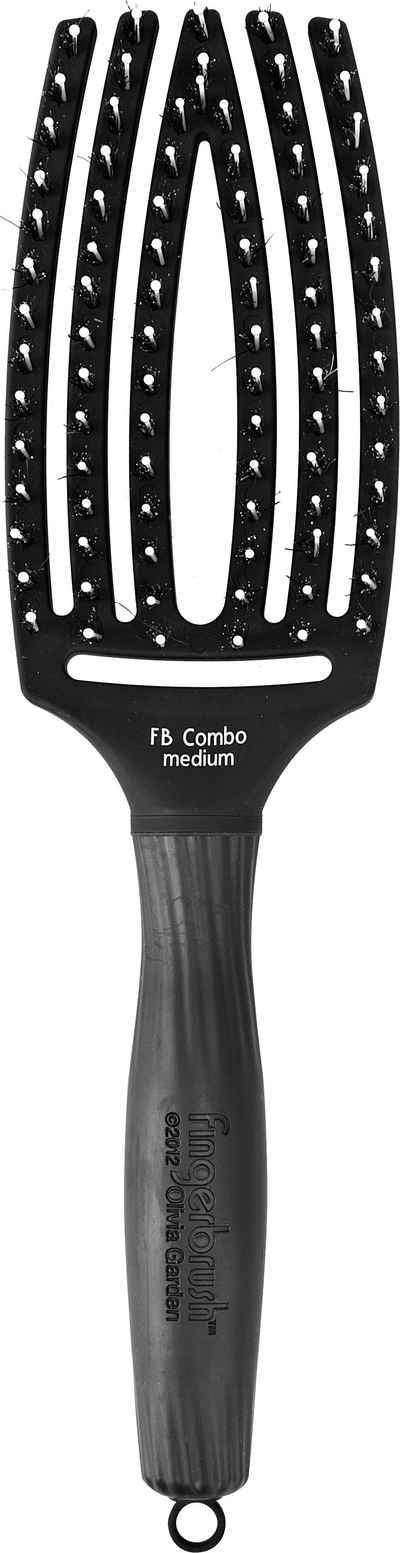 OLIVIA GARDEN Haarentwirrbürste »Fingerbrush Combo medium«