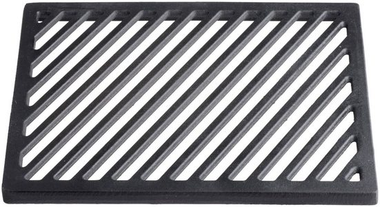 Tepro Grillrost »Rost-in-Rost-System«, aus Guss, ca. 26,5 x 23 cm