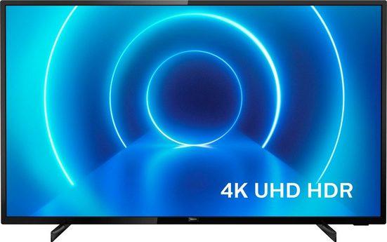 Philips 58PUS7505/12 LED-Fernseher (146 cm/58 Zoll, 4K Ultra HD, Smart-TV)