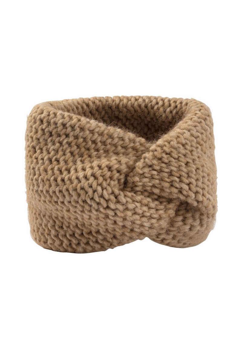 HALLHUBER Stirnband »in Knotenoptik«