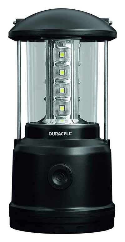 Duracell LED Laterne, Duracell LED Camping Laterne Explorer LNT-200 Taschenlampe dimmbar Lampe Outdoor