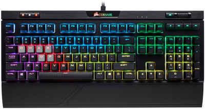 Corsair »STRAFE RGB MK.2« Gaming-Tastatur
