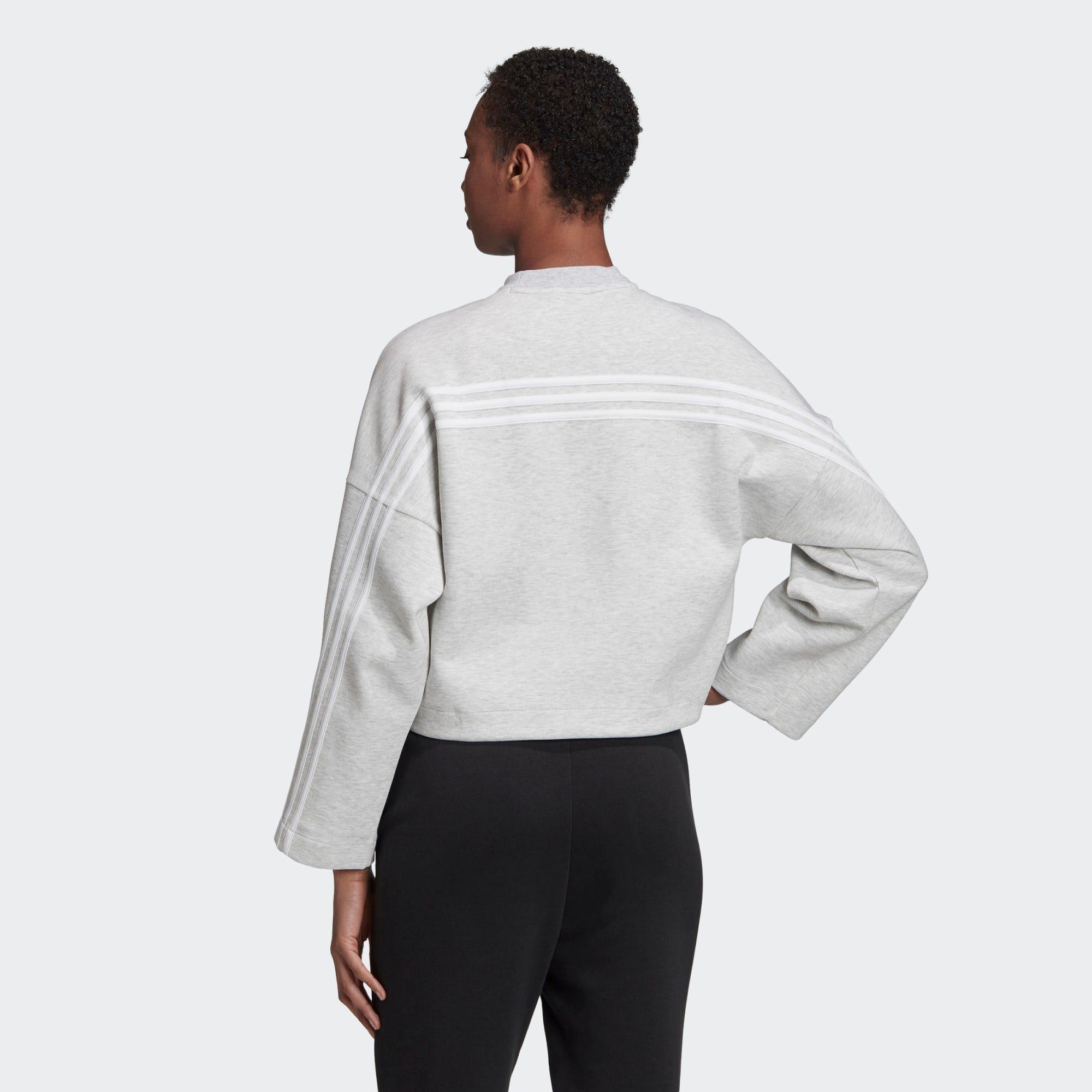 adidas Performance Sweatshirt 3-Streifen Doubleknit Sweatshirt online kaufen OSTeBZ T8l81R