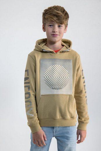 Garcia Sweater mit Kapuze