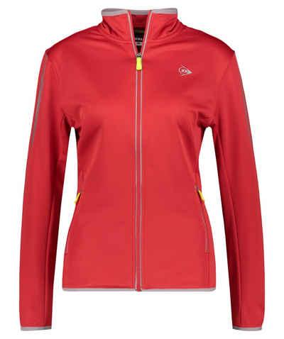 Dunlop Softshelljacke »Damen Tennis Trainingsjacke«