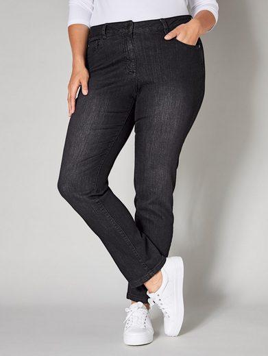 Janet & Joyce by Happy Size Slim Fit Jeans