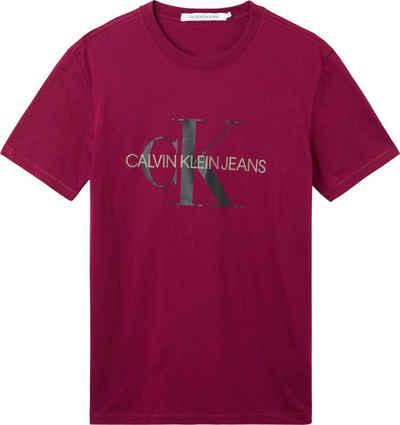 Calvin Klein Jeans T-Shirt »MONOGRAM LOGO SLIM TEE«