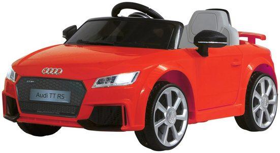 Jamara Elektro-Kinderauto »Audi TT«, Belastbarkeit 30 kg