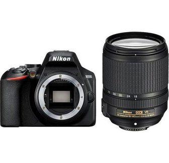 Nikon »D3500 KIT AF-S DX 18-140 mm 1:3.5-5.6...