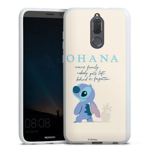 DeinDesign Handyhülle »Ohana Stitch« Huawei Mate 10 lite, Hülle Lilo & Stitch Offizielles Lizenzprodukt Disney