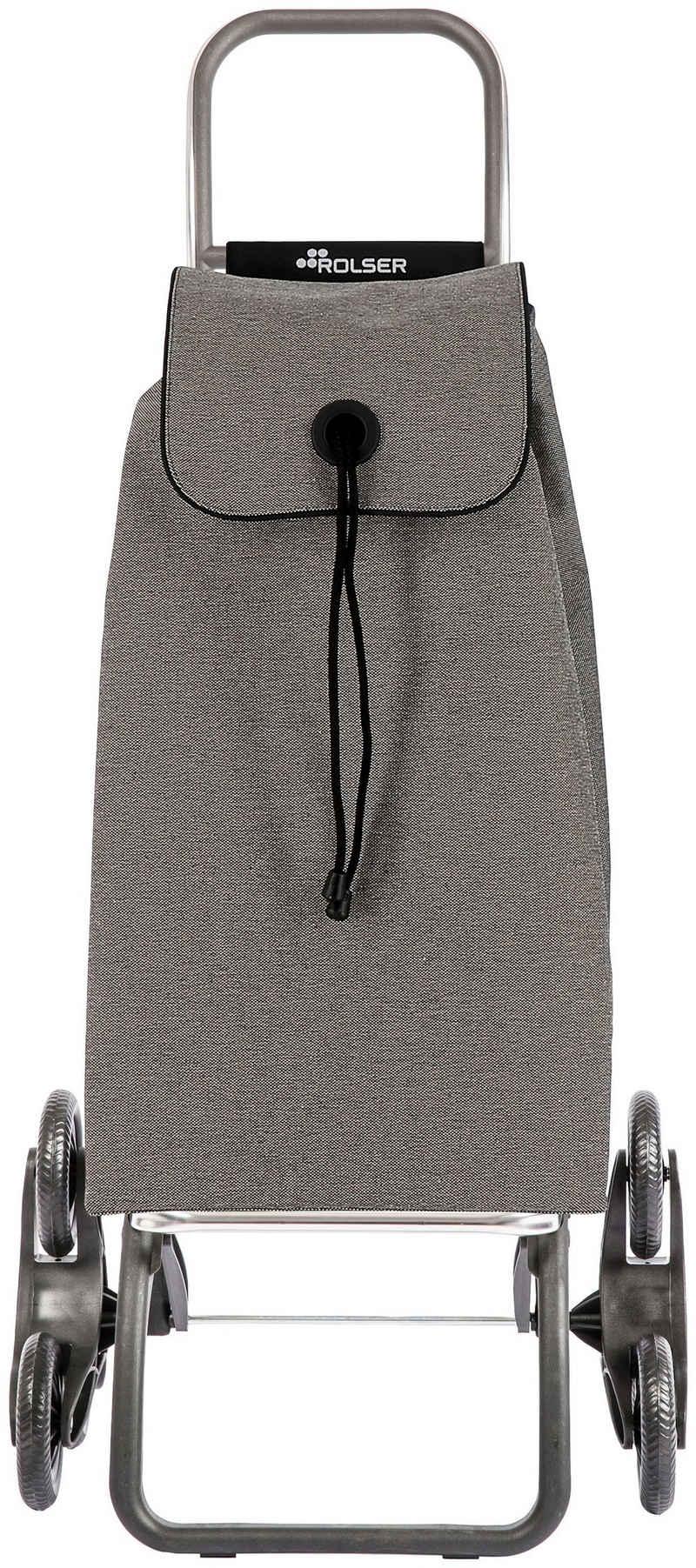 Rolser Einkaufstrolley »RD6 ECO-IMAX«, 43 l, in verschiedenen Farben, Max. Tragkraft: 50 kg, Tasche abnehmbar
