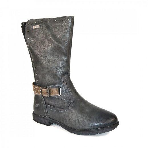 MUSTANG »Boots Warmfutter« Stiefel Grau
