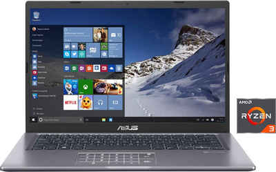 Asus D415DA-BV414T Notebook (35,56 cm/14 Zoll, AMD Ryzen 3, Radeon Graphics, 256 GB SSD)