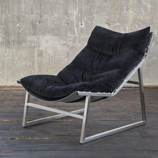 KAWOLA Relaxsessel »SIRO«, Sessel Stoff verschiedene Farben