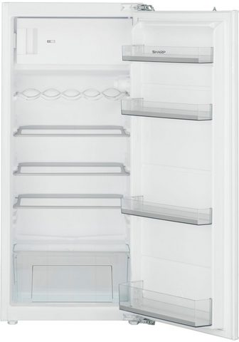Sharp Įmontuojamas šaldytuvas SJ-LE192M0X-EU...