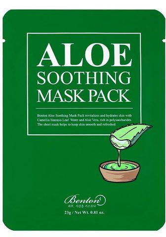 Benton Tuchmaske »Soothing Mask Pack« Packung...