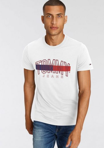 Tommy Jeans T-Shirt »TJM FLAG TOMMY TEE«