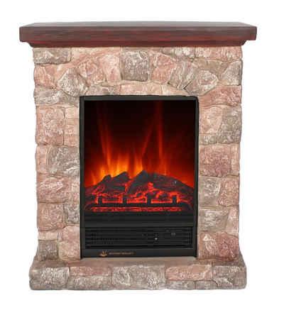 El Fuego Elektrokamin »El Fuego Romantik pur LED Elektrokamin Modell Lugano AY 608«