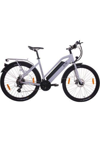 LLobe E-Bike »Voga Bianco« 21 Gang Shimano K...
