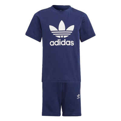 adidas Originals Trainingsanzug »adicolor Shorts und T-Shirt Set«