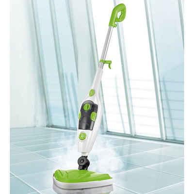 Reinigungsbürsten-Set »Dampfbesen 5in1, 1500W«, CLEANmaxx